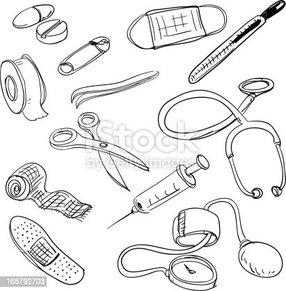 pictures of instruments used by doctors
