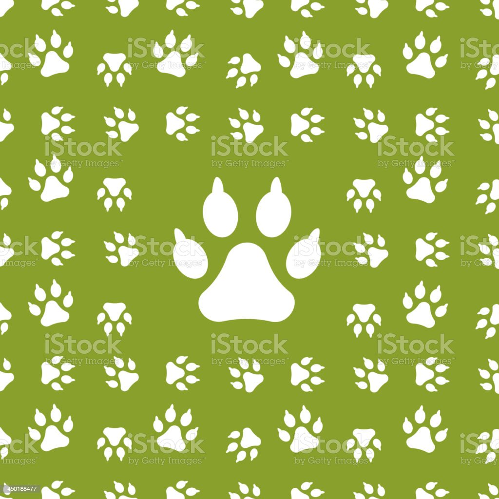 dog background royalty-free stock vector art