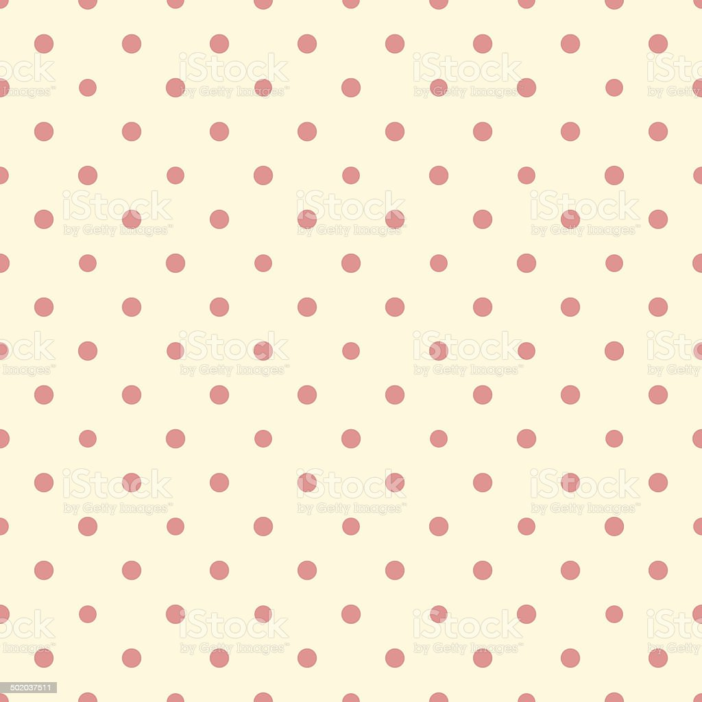 Dots pattern vector art illustration
