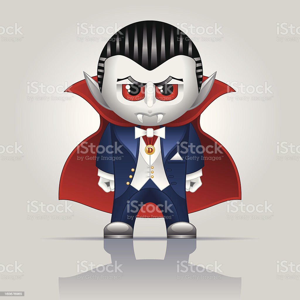 dracula icon royalty-free stock vector art