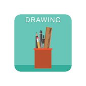 Drawing icon.