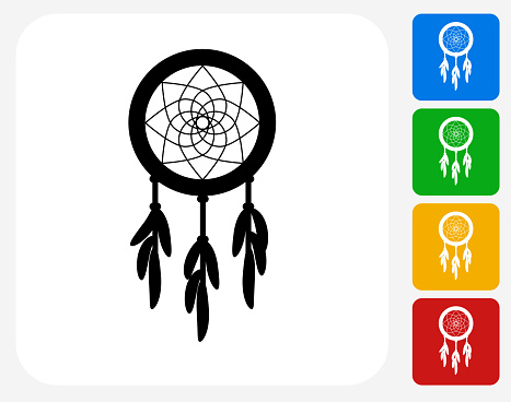 Dreamcatcher clip art vector images illustrations istock for Dream catcher graphic