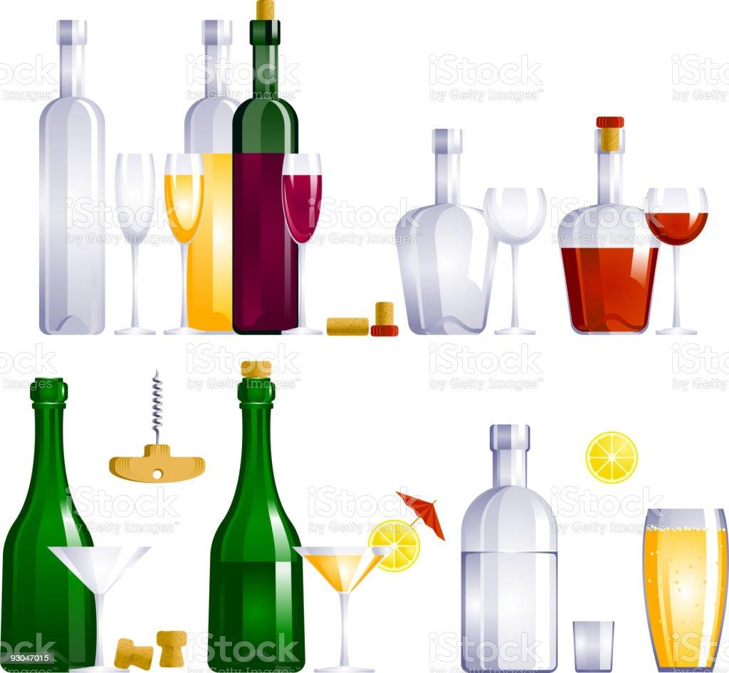 drink royalty-free stock vector art