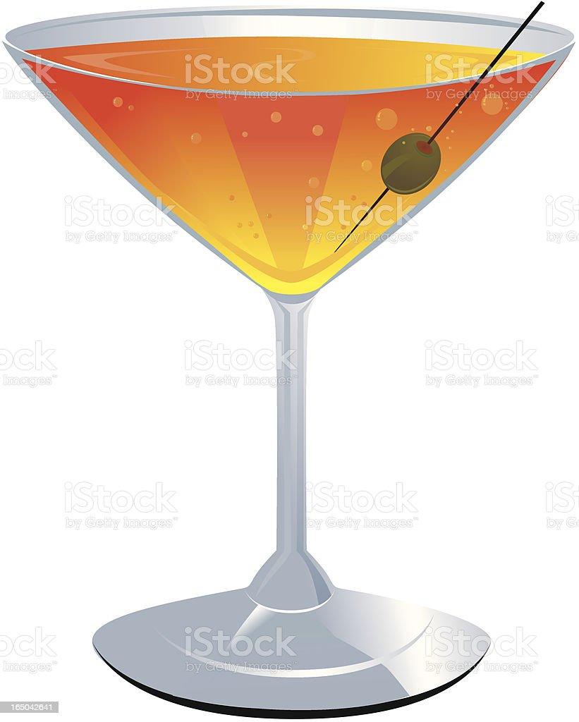 Drink - Vector vector art illustration