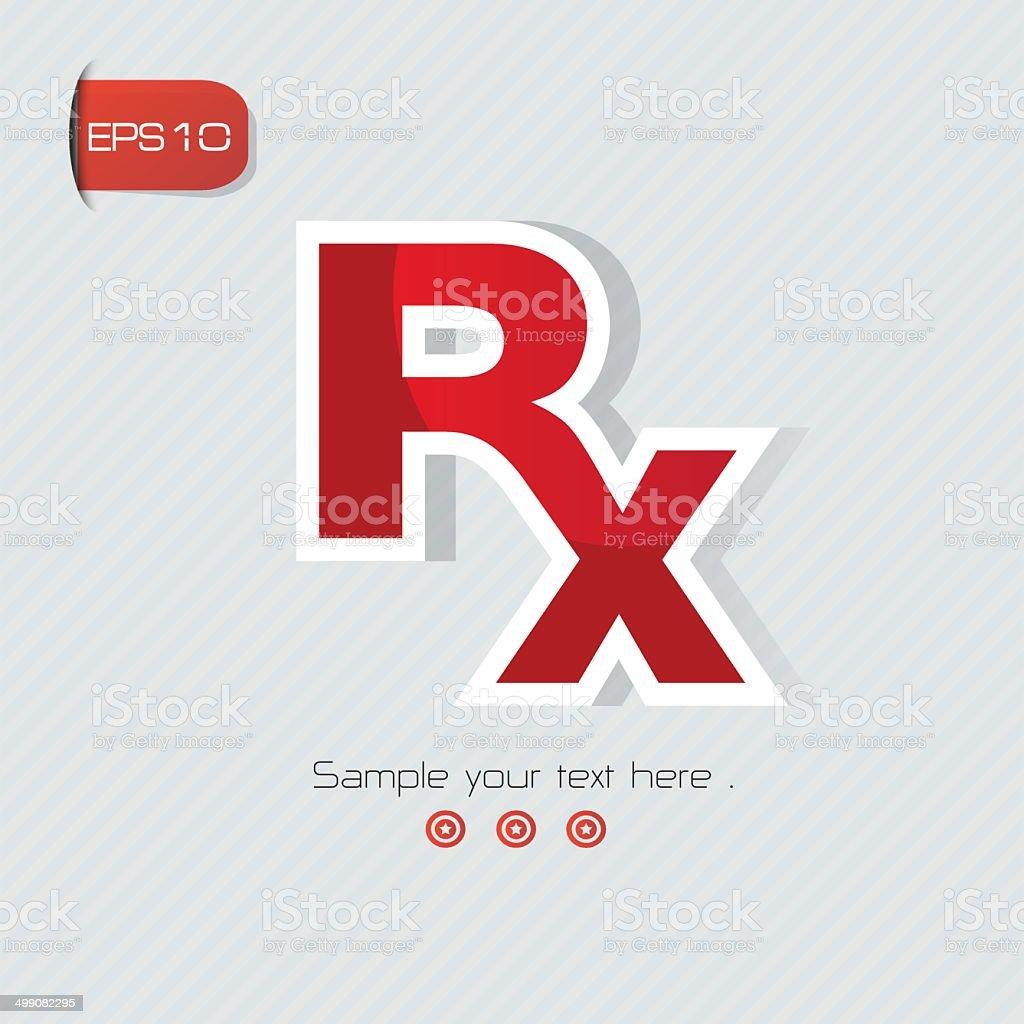 Drug symbol,vector vector art illustration