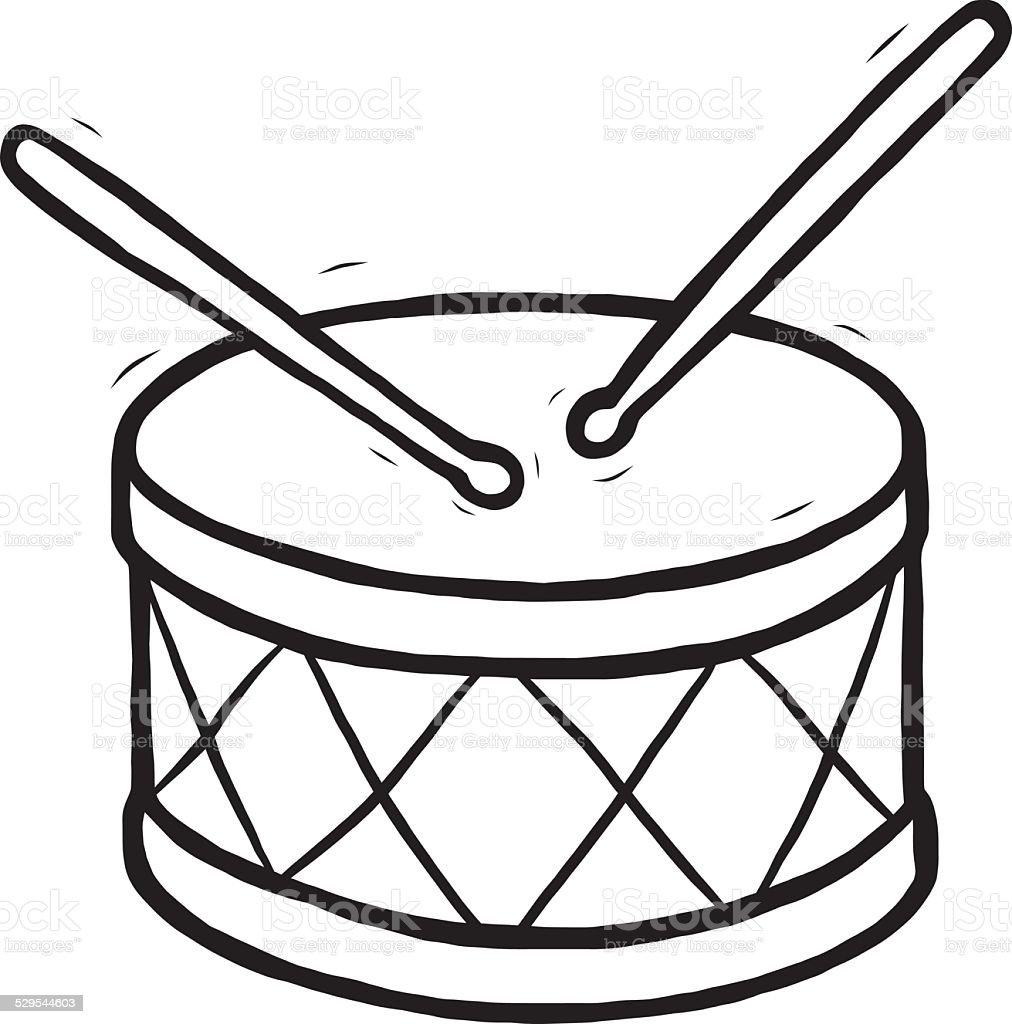 Drum stock vector art ...