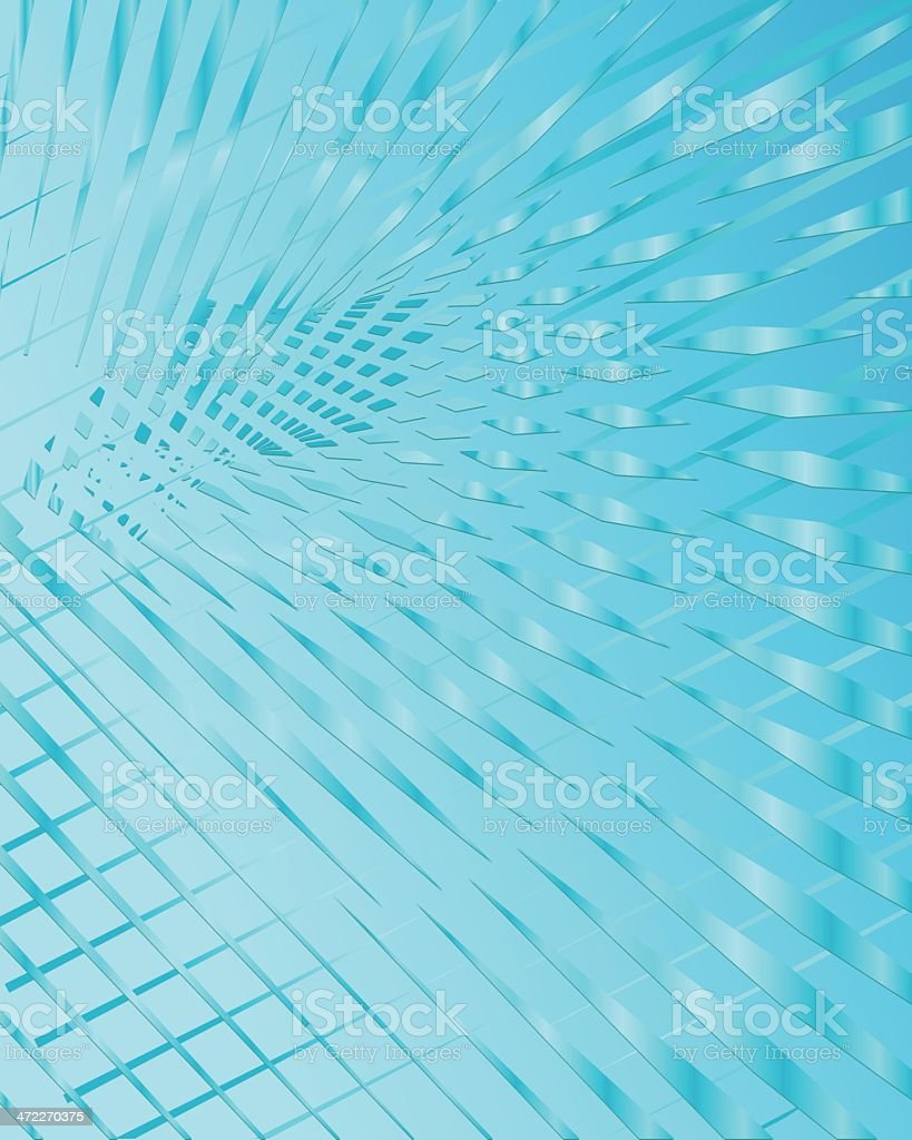 Dynamic Lines royalty-free stock vector art