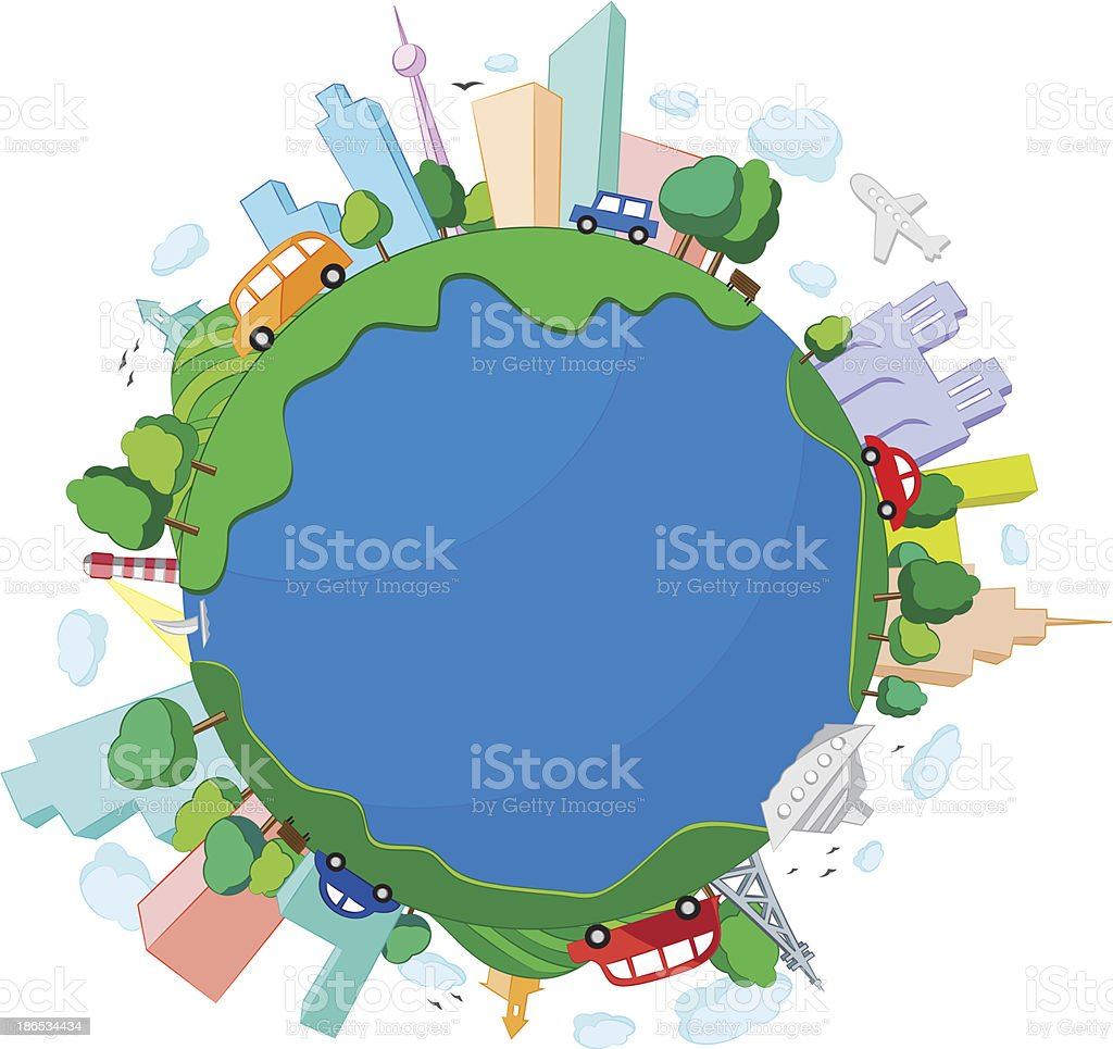Earth royalty-free stock vector art