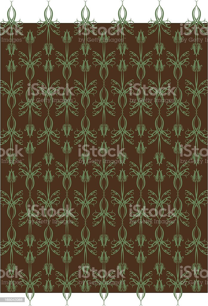 earthy wallpaper royalty-free stock vector art
