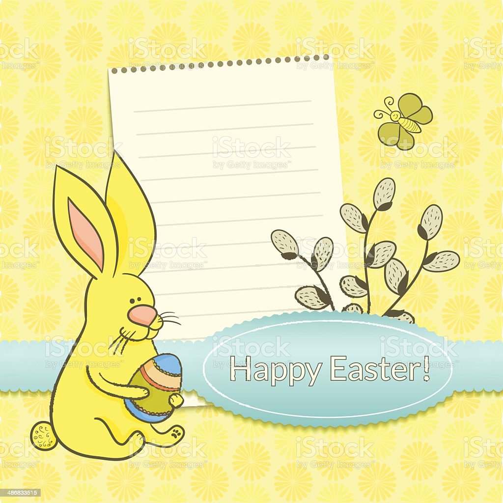 Easter vector set royalty-free stock vector art