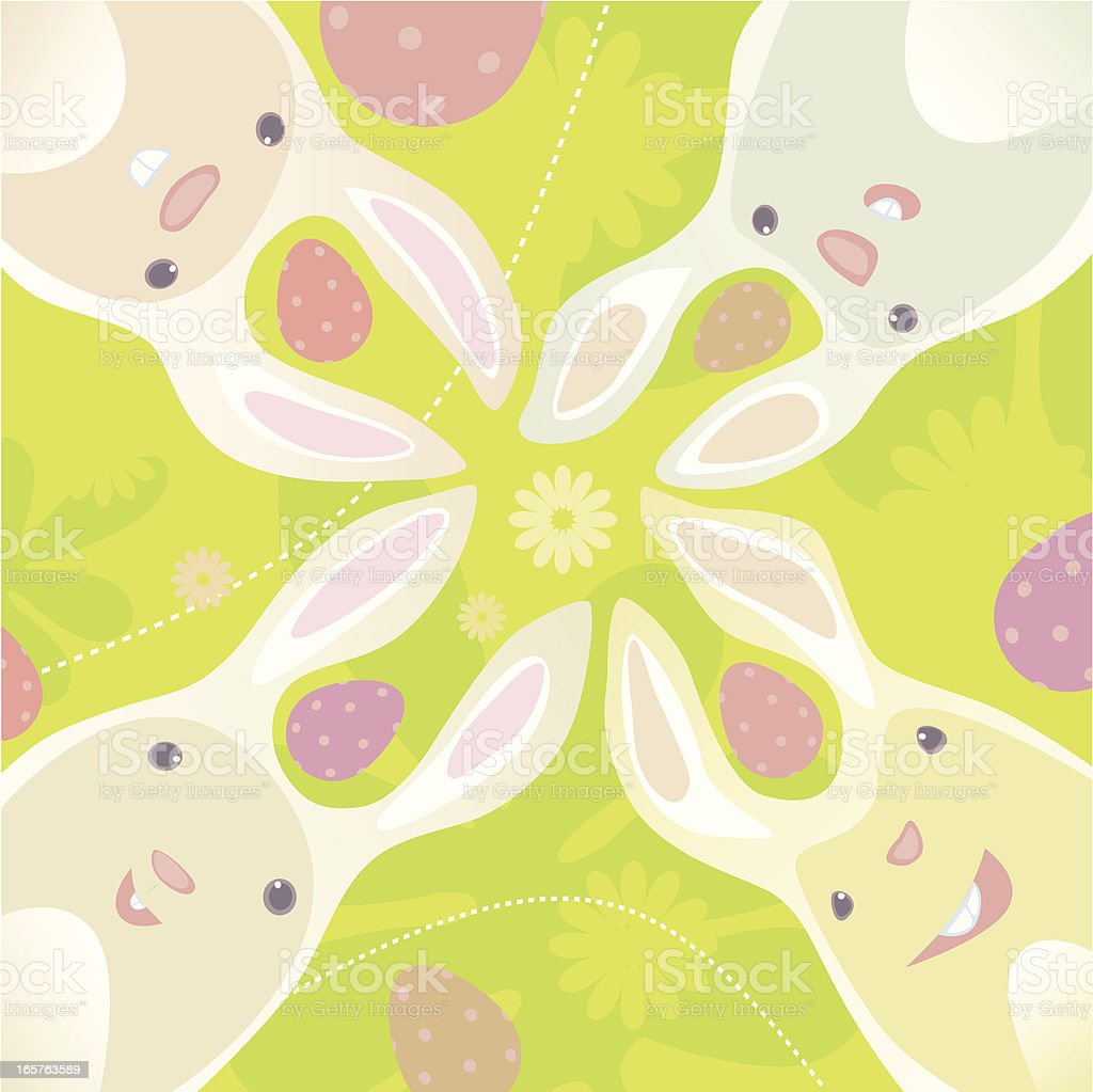 easter_ornament vector art illustration