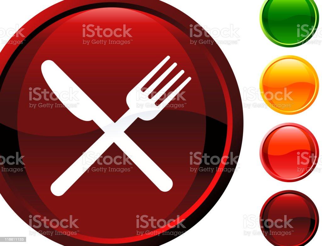 eating utensils internet royalty free vector art royalty-free stock vector art