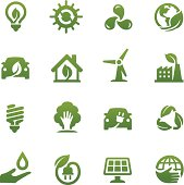 Eco Friendly Icons - Acme Series