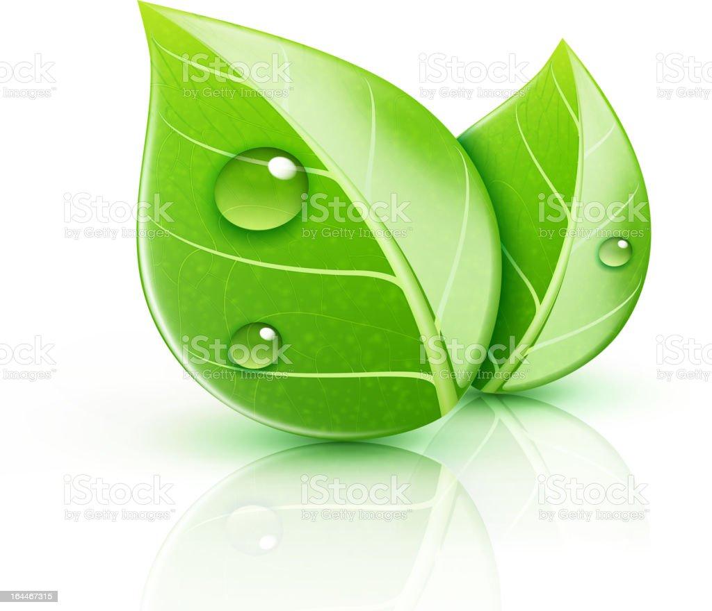 ecology concept vector art illustration