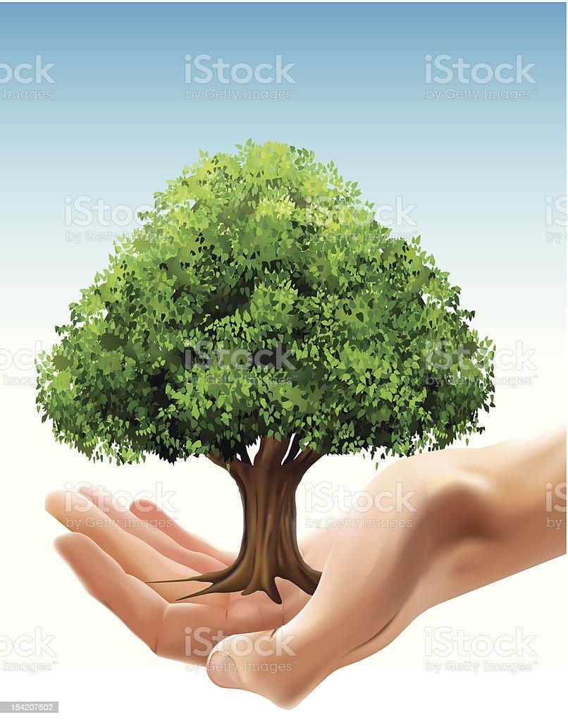 ecology royalty-free stock vector art