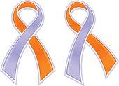 Eczema/Psoriasis Awareness Ribbon