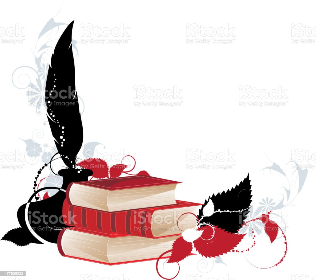 Education background. royalty-free stock vector art