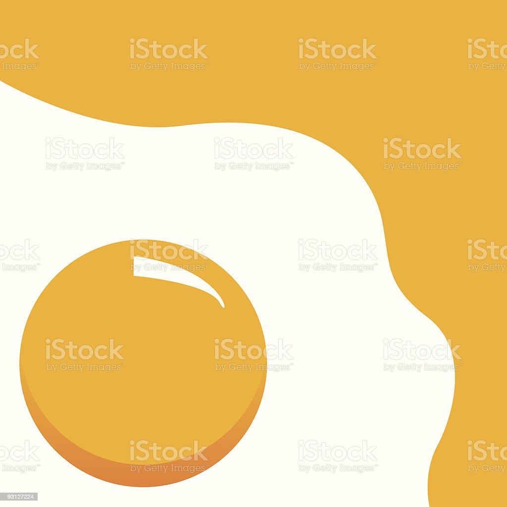 egg vector art illustration