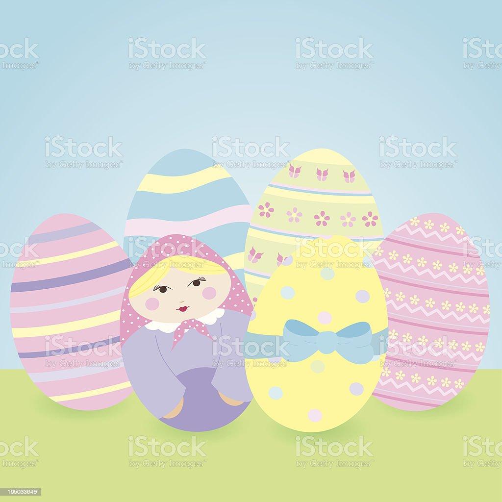 Eggz - incl. jpeg royalty-free stock vector art