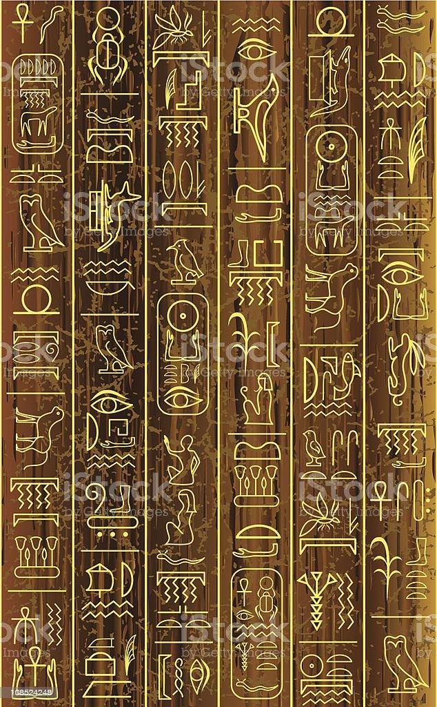 Egypt background royalty-free stock vector art