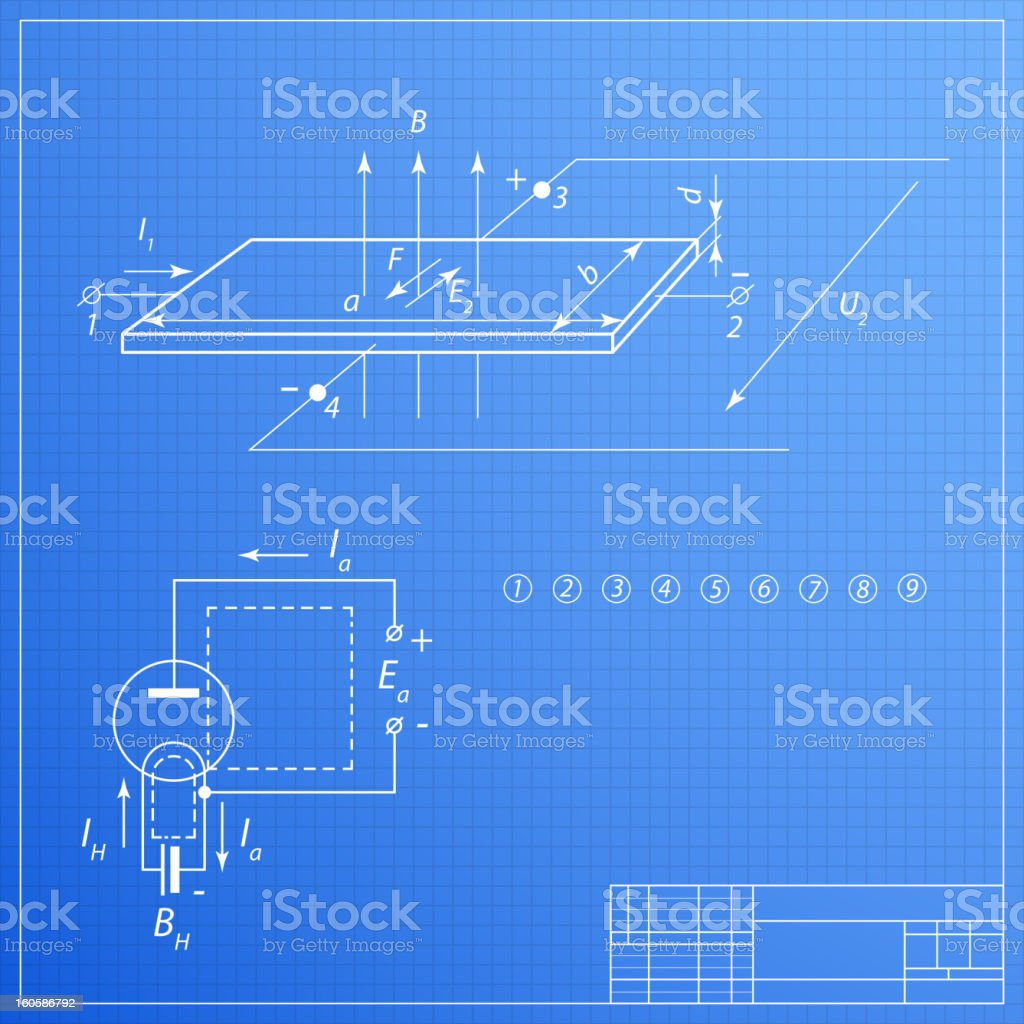 Electric construction royalty-free stock vector art