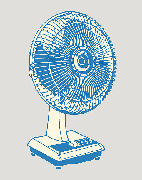 Electric Fan Clip Art : Electric fan clip art vector images illustrations istock