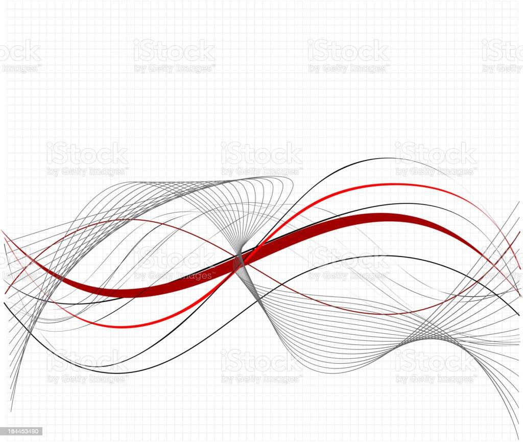 Elegante Fondo abstracto illustracion libre de derechos libre de derechos