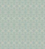 Elegant antique background 411_spiral heart cross dot line