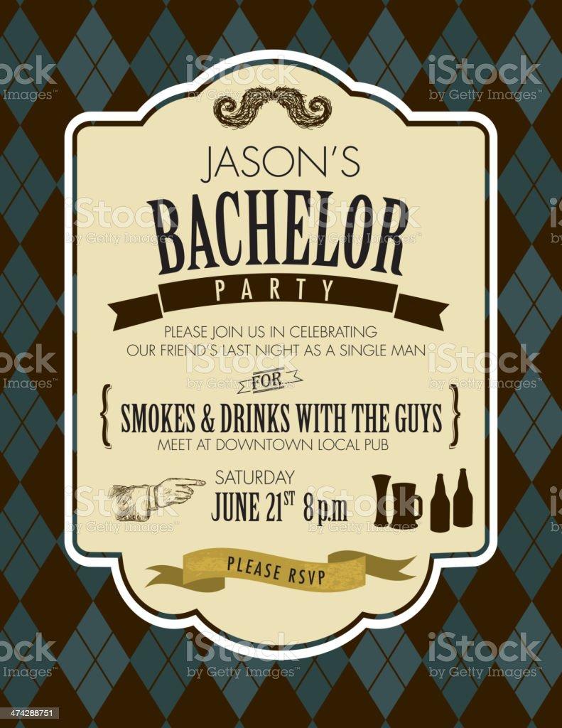 Bachelor Party Invitation Ideas Choice Image - Party Invitations Ideas