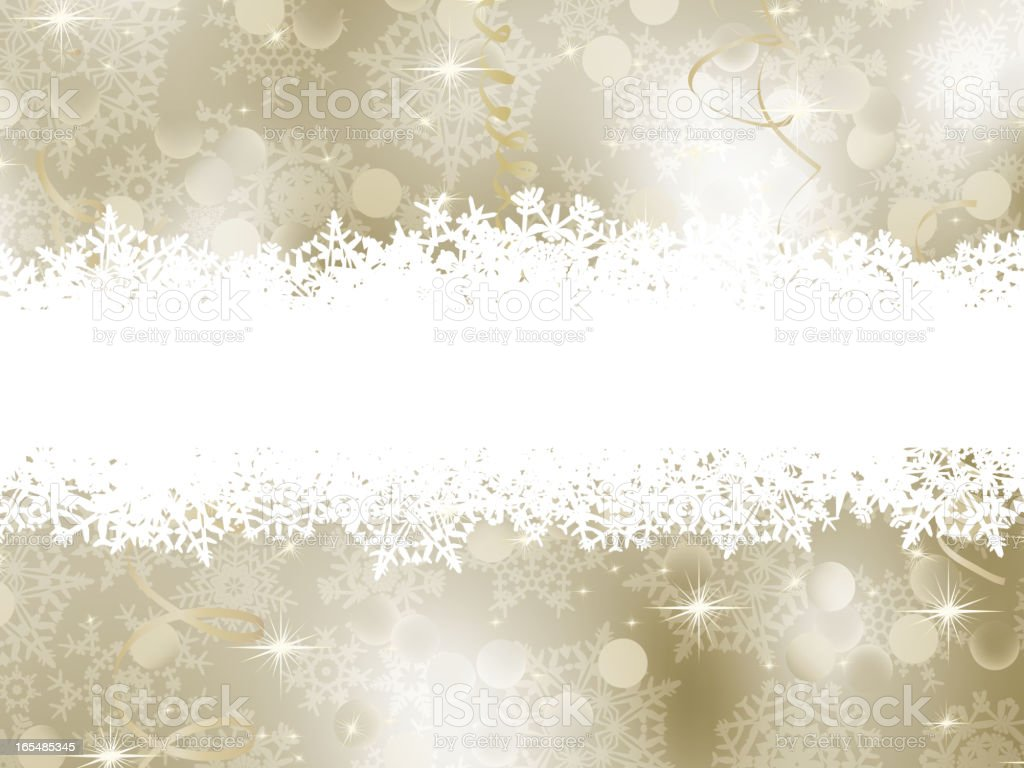 Elegant Christmas Background. EPS 8 royalty-free stock vector art