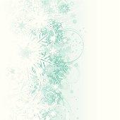 Elegant winter background