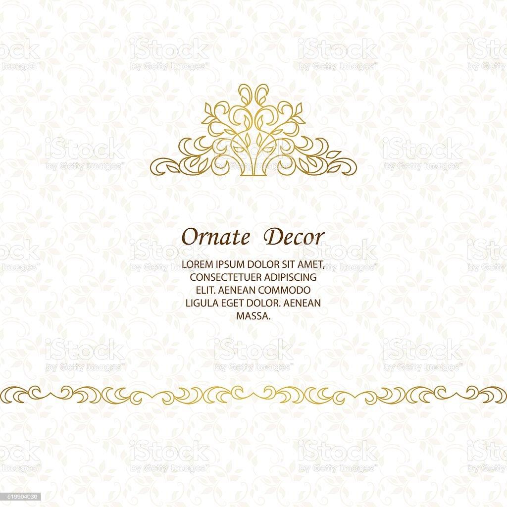 Element for design template. vector art illustration