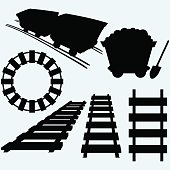 Elements of the railway