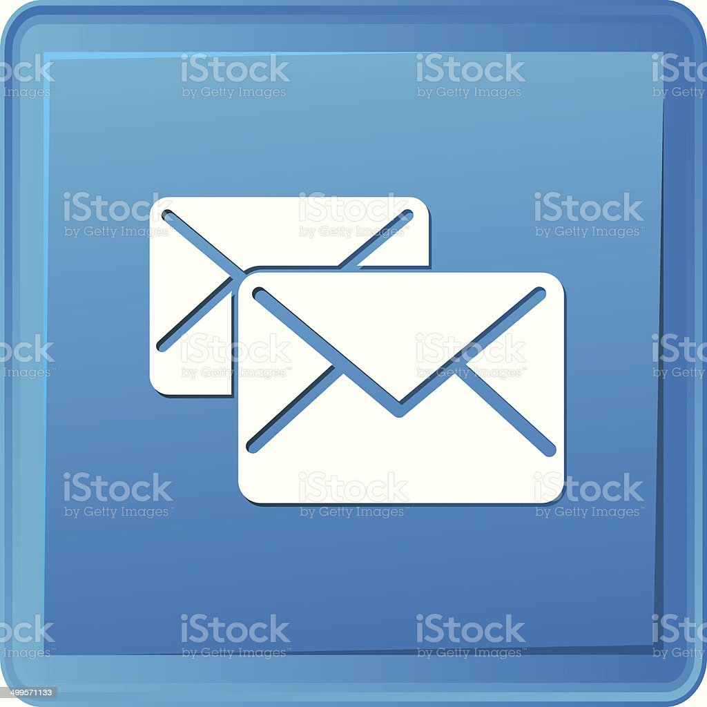 Email symbol,vector royalty-free stock vector art