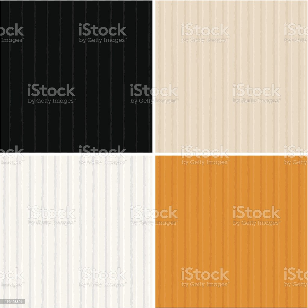 Embossed paper royalty-free stock vector art