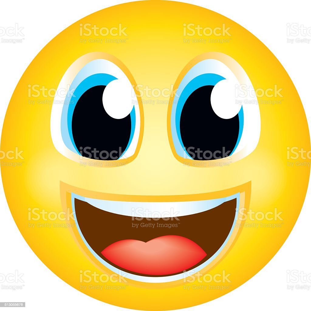 Emoji Emoticon Expression Faces Icons No Reation Avatar Clipart ...