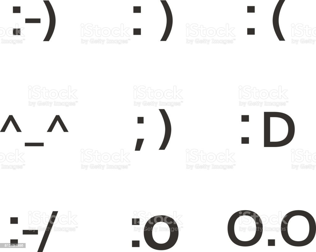 how to make smileys on keyboard using alt