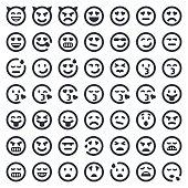 Emoji icons set 2 | 49ers Series