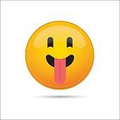 Emoticon emoji face