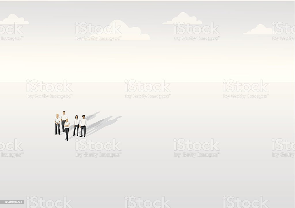 empty background royalty-free stock vector art