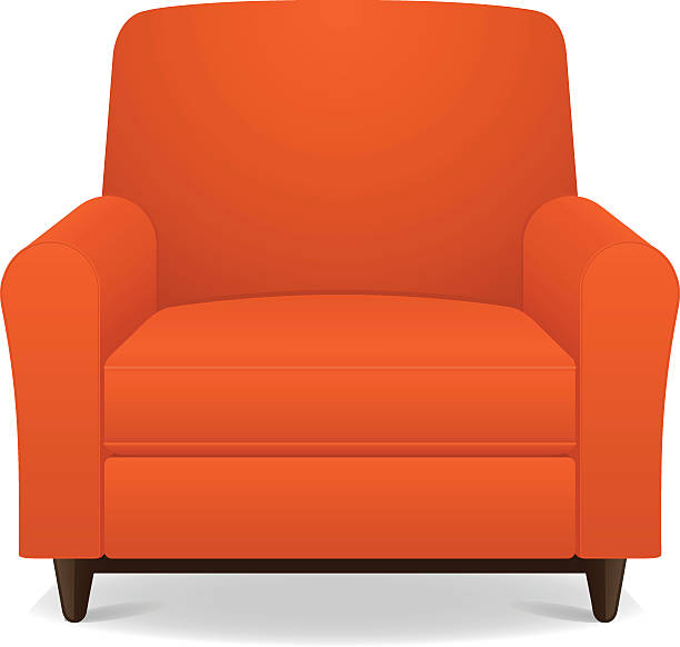orange armchair chair clip art vector images illustrations istock file 12 italy pouf tuffet. Black Bedroom Furniture Sets. Home Design Ideas