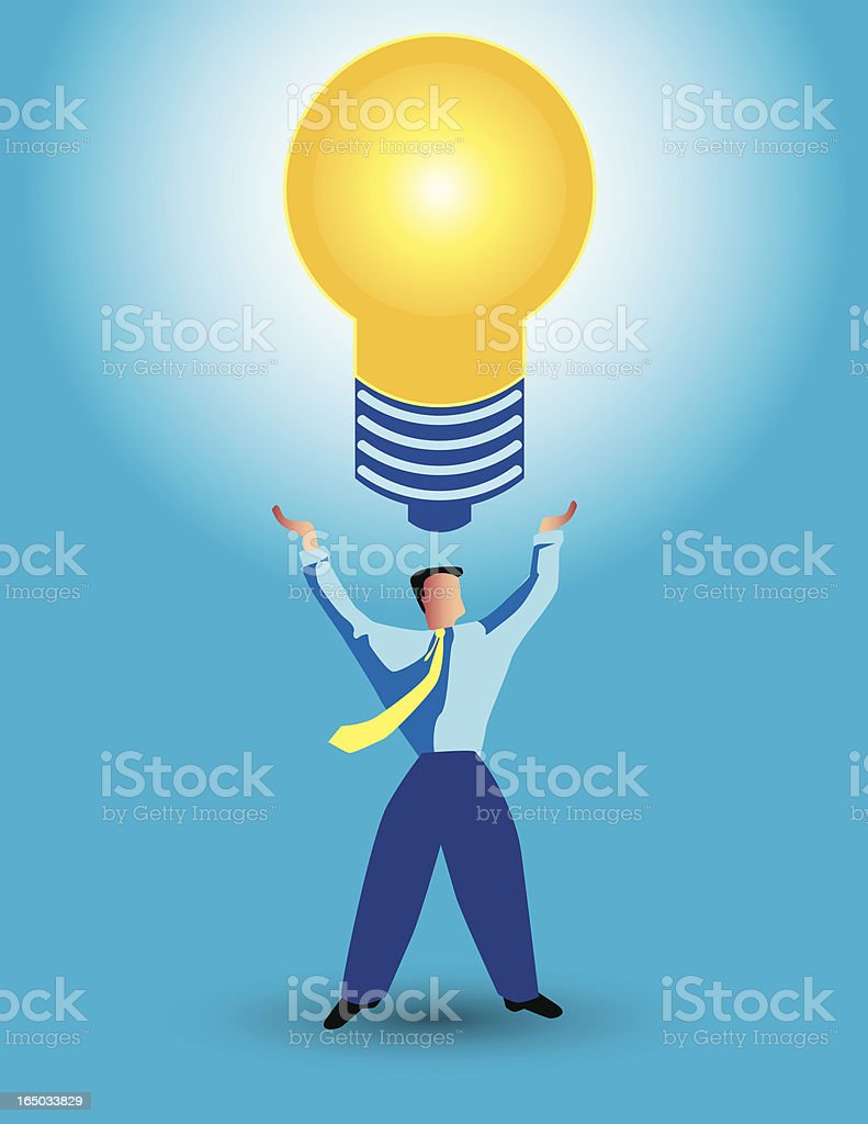 energy royalty-free stock vector art