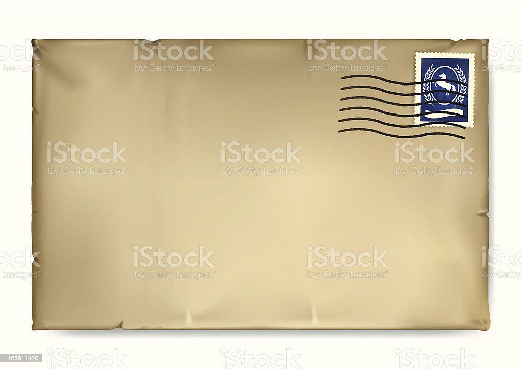 envelope royalty-free stock vector art