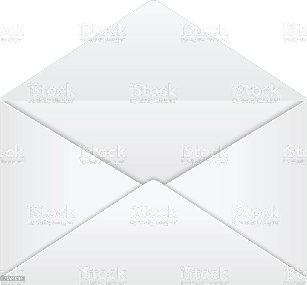 Envelope. vector art illustration