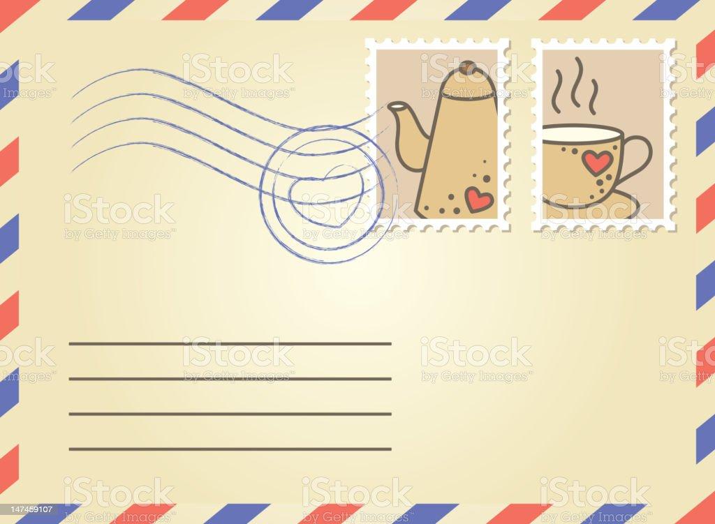 Как сделать на конверте свою фотографию 114