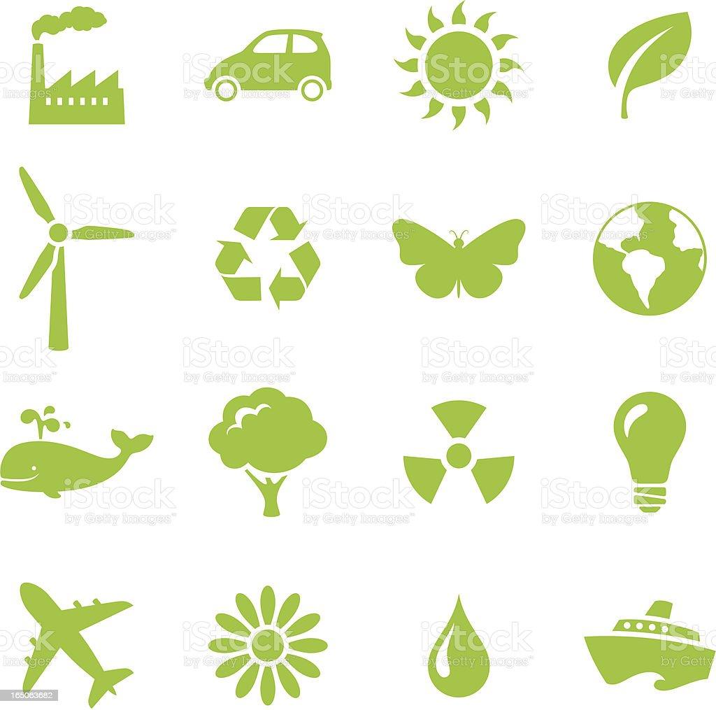 Environmentally Friendly - incl. jpeg vector art illustration