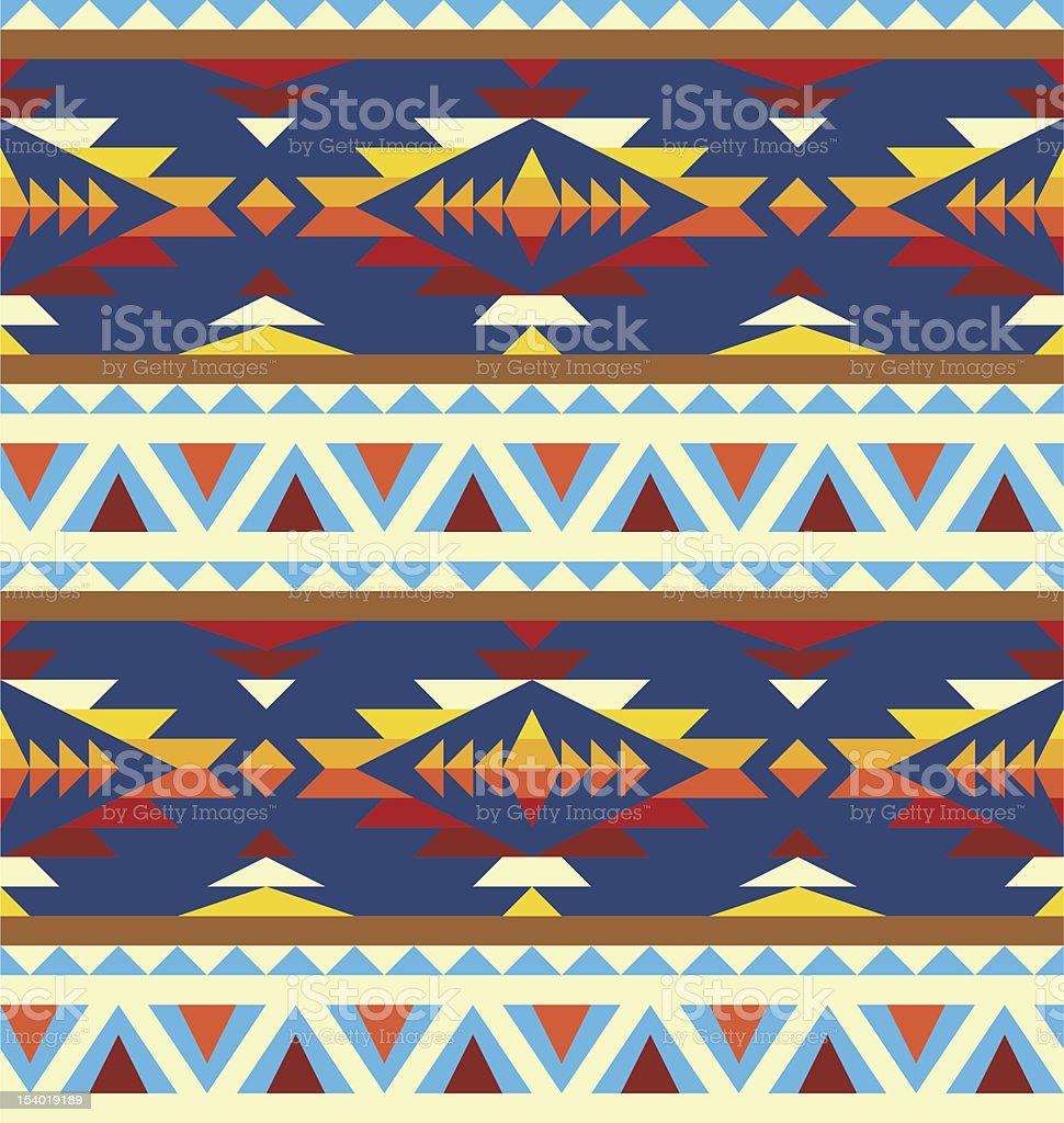 Ethnic background royalty-free stock vector art