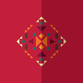 Ethnic design 12