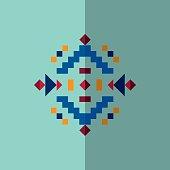 Ethnic design 9
