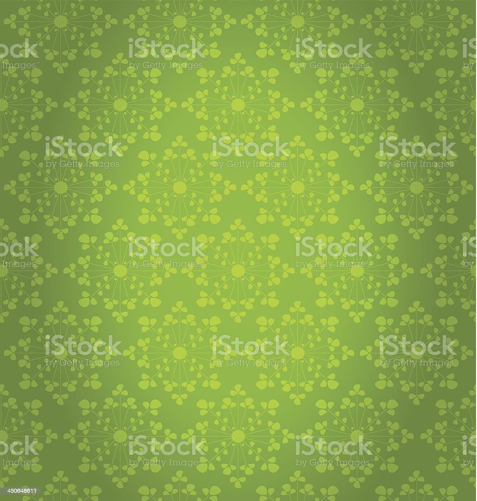 Ethnic ornate seamless background royalty-free stock vector art